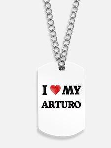 I love my Arturo Dog Tags