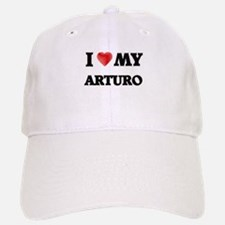 I love my Arturo Baseball Baseball Cap