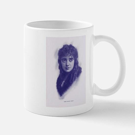 Mabel Normand Mugs