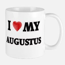 I love my Augustus Mugs