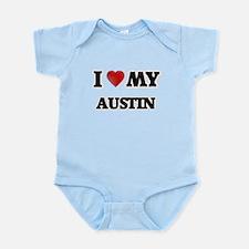 I love my Austin Body Suit