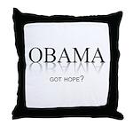 Got Hope? Throw Pillow