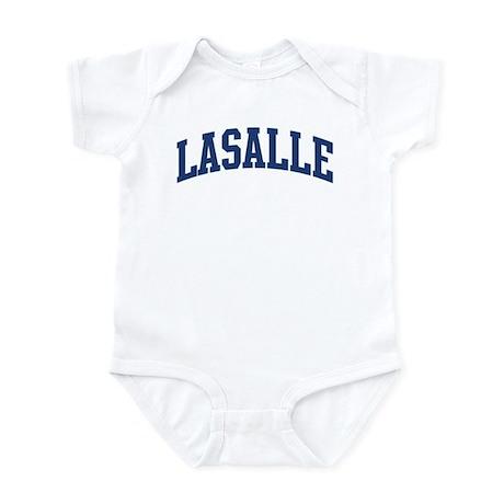 LASALLE design (blue) Infant Bodysuit