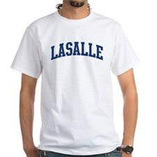 LASALLE design (blue) Shirt