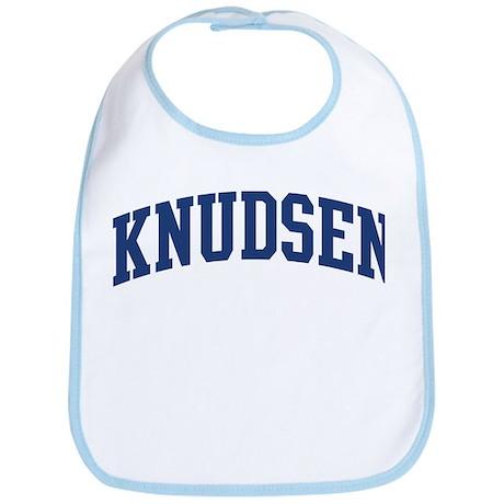 KNUDSEN design (blue) Bib