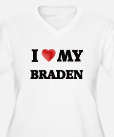 I love my Braden Plus Size T-Shirt