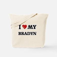 I love my Bradyn Tote Bag