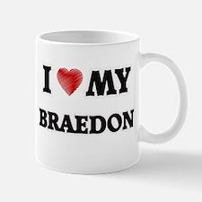 I love my Braedon Mugs