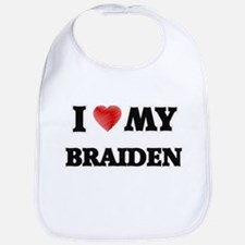 I love my Braiden Bib