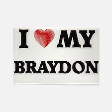 I love my Braydon Magnets