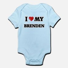 I love my Brenden Body Suit