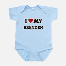 I love my Brenden Body Suit