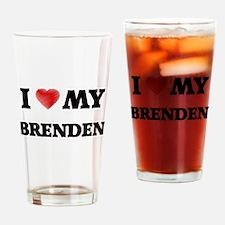 I love my Brenden Drinking Glass