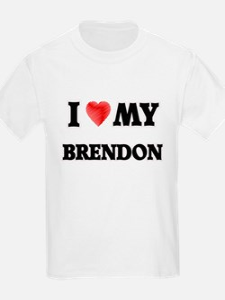 I love my Brendon T-Shirt