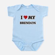 I love my Brendon Body Suit