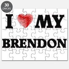 I love my Brendon Puzzle