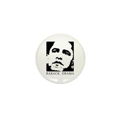 Barack Obama Mini Button (100 pack)