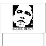 Barack Obama Yard Sign