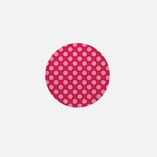 Cute Polka dot Mini Button