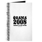 Obama 2008: Barack to the future Journal