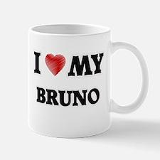 I love my Bruno Mugs