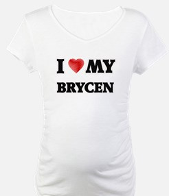 I love my Brycen Shirt