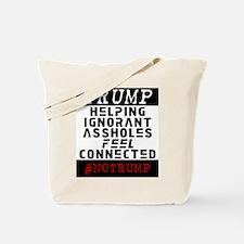#NOTRUMP Tote Bag
