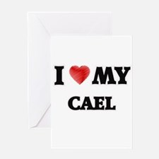 I love my Cael Greeting Cards