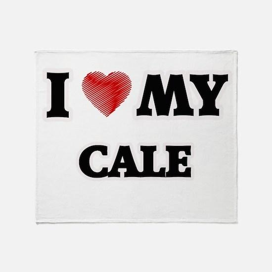 I love my Cale Throw Blanket