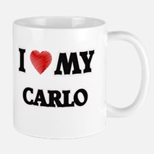 I love my Carlo Mugs