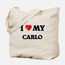 I love my Carlo Tote Bag