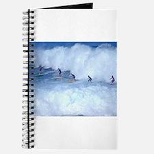 Waimea Bay Surfers Hawaii Journal