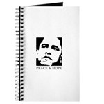 Obama 2008: Peace and Hope Journal