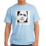 Obama 2008: Peace and Hope Light T-Shirt
