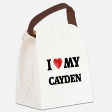 I love my Cayden Canvas Lunch Bag