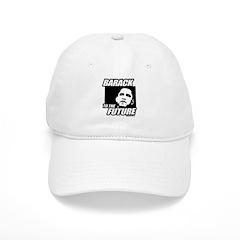 Barack to the future Baseball Cap
