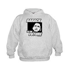Barack to the future Hoodie