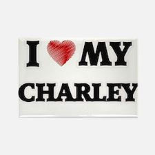 I love my Charley Magnets