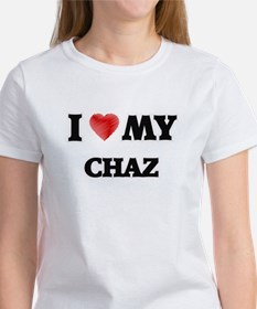 I love my Chaz T-Shirt