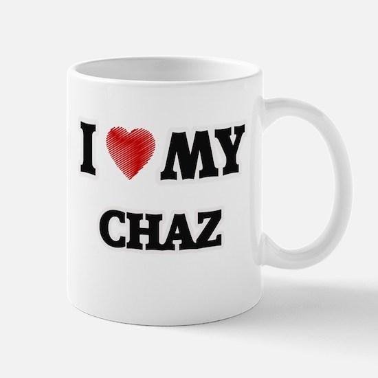 I love my Chaz Mugs