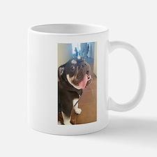 Happy! Chuck the Old English Bulldog Mugs