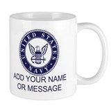 Navy Standard Mugs (11 Oz)