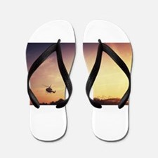 Air Ambulance Flip Flops