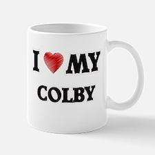 I love my Colby Mugs