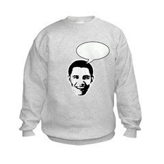Obama (write in message) Sweatshirt