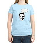 Obama (write in message) Women's Light T-Shirt
