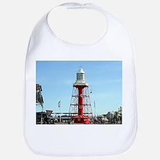 Lighthouse, Port Adelaide, Australia Bib