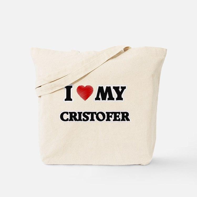 I love my Cristofer Tote Bag