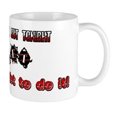 Shoot the ex Mug
