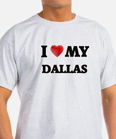 I love my Dallas T-Shirt